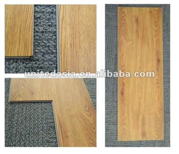 "5mm vinyl click flooring 6""x36"""