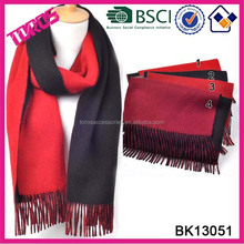 High quality Winter Thick Knitted Wool Scarf