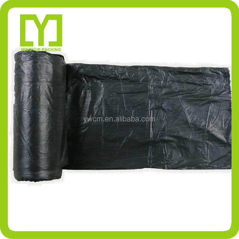 Yiwu China wholesale cheap garbage bag plastic trash bag
