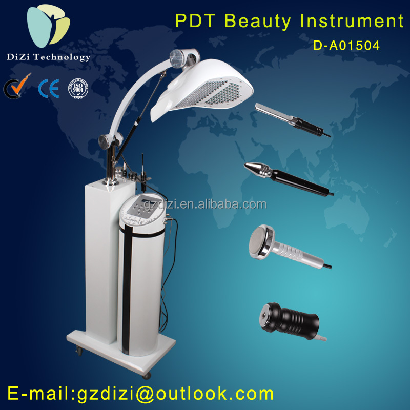 OEM Hot sale Luxury PDT led skin care machine light therapy PDT body care machine