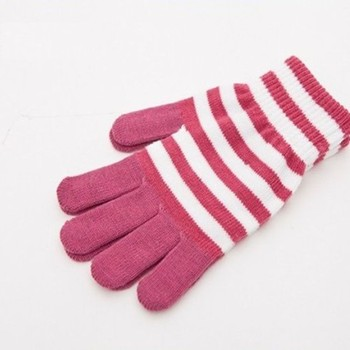Silver Fiber Touchscreen Gloves