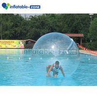 inflatable water game water ball, swimming pool water balls