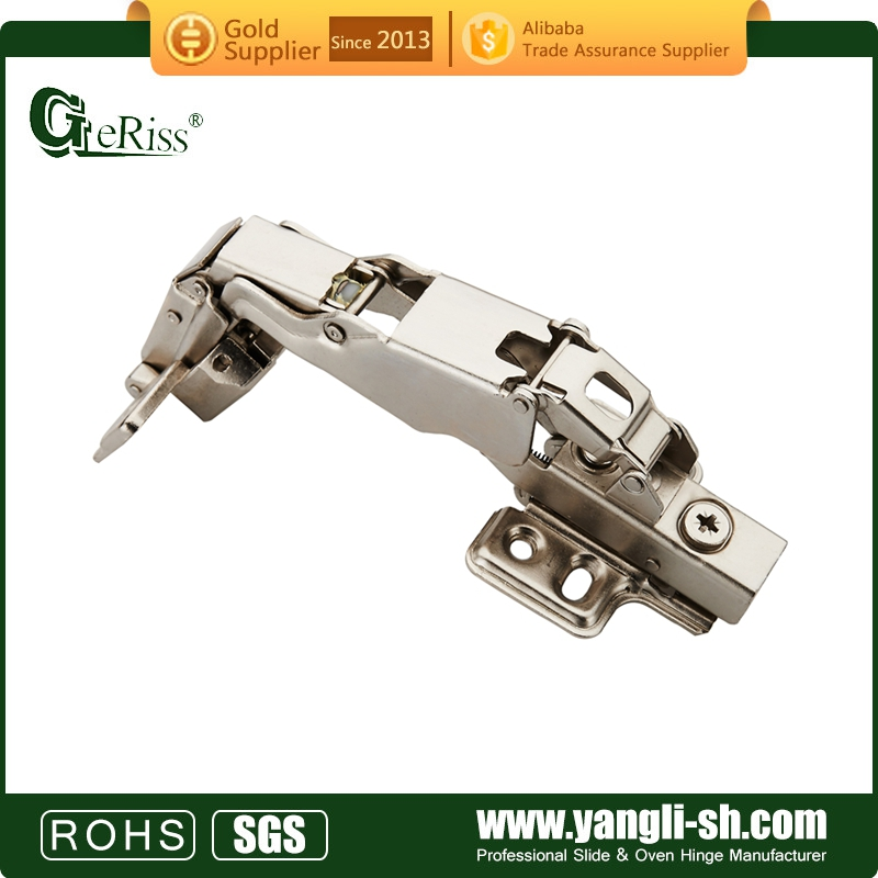 Geriss 165 angle clip on soft closing hinge 165a48