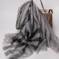 Indian double layers shawls wholesale cashmere scarves