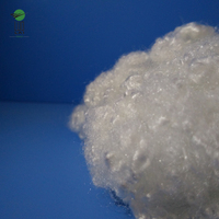 Recycled Hollow Conjugated Siliconized Polyester 7dx32mm
