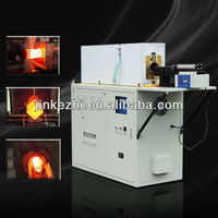 middle frequency electric induction heater for steel bar and copper bar