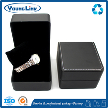 luxury pu/pvc leather jewelry box
