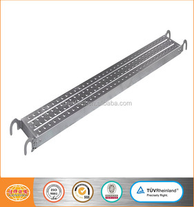 Metal Plank With Hook Perforated Steel Plank High Quality Metal Catwalk