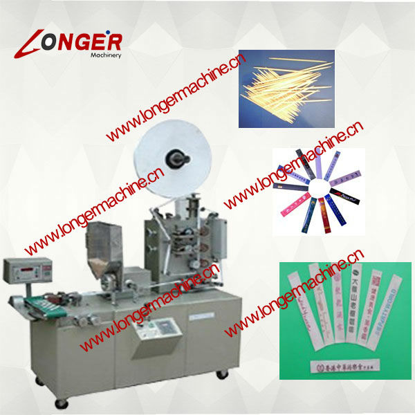 Toothpick Packing Machine