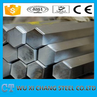 201,202Stainless Steel Bar (round, square, hexagon, flat, angle)