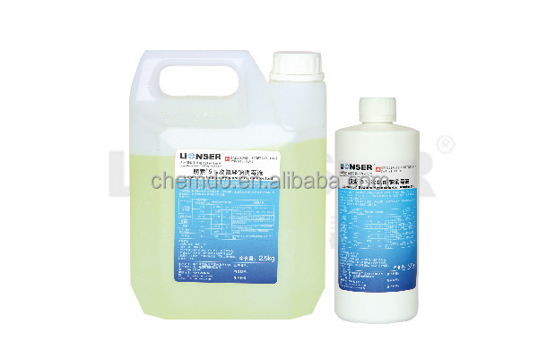 Hypochlorite Solution Based Hemodialysis Machine Disinfectant