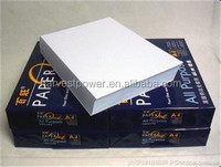 Hot sale High Quality White A4 paper 80g copy paper made in China