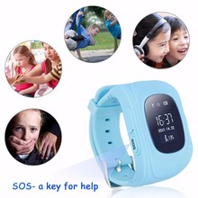 Hot selling!!High quality child personal kids gps gsm watch tracker,android/ios smart watch