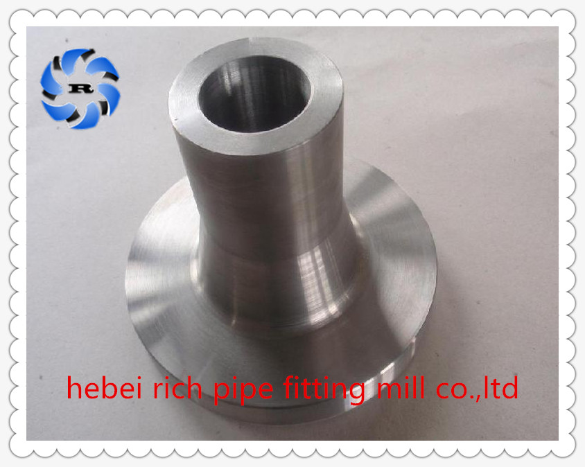 stainless steel RF Long welding neck flange LWN flange