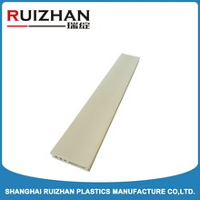 best price the best quality gutter type pvc profile