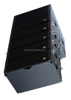 Double 6 line array sound system/ pa line array with dsp/china supplier