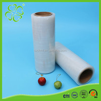 Casting Use Pallet Wrapping Clear Color Manual Stretch Film