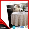 2018 new series luxury table cover lace embossed vinyl lace tablecloth