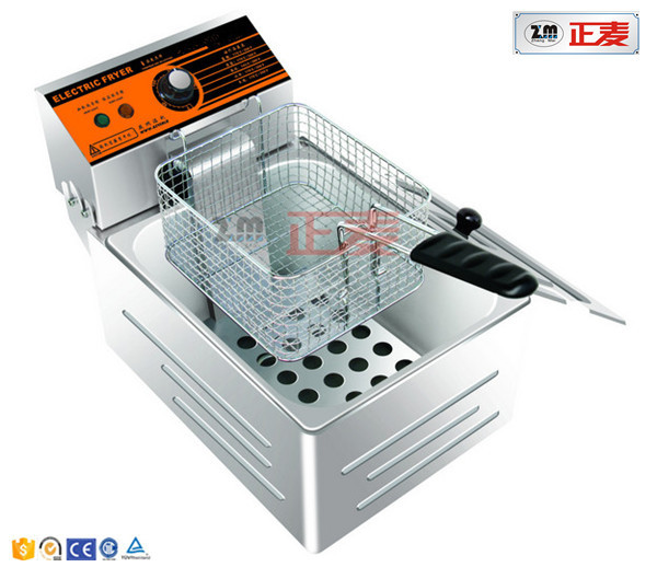 auto pressure open fryer