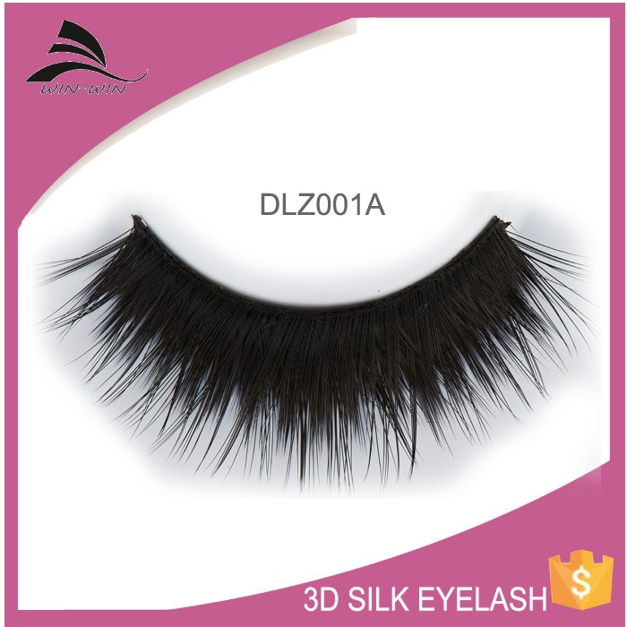 3D selling handmade silk eyelash