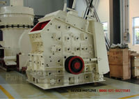 IMPACT CRUSHER CRUSHING WORKING PRINCIPLE