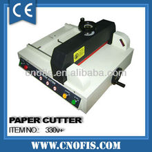 small paper cutter/paper cutting machine/paper guillotine cutter
