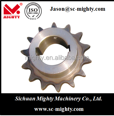 customized double row sprocket