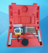 Tubeless Puncture Car Tyre Repair Tool Kit