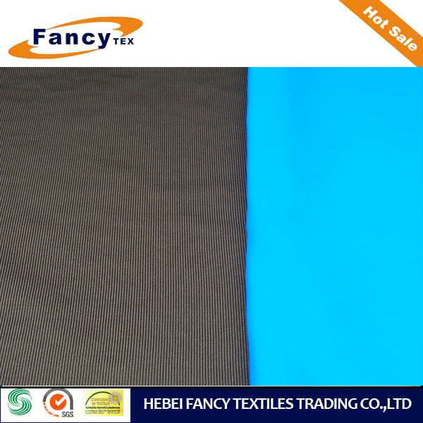 82% NYLON 18% SPAN TRICOT SINGLE JERSEY FABRIC