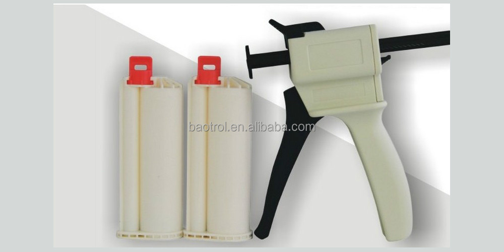 Artificial stone 250ml glue gun/solid surface adhesive with glue gun