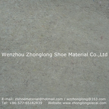 Antistatic non woven insole sheet for safety shoes