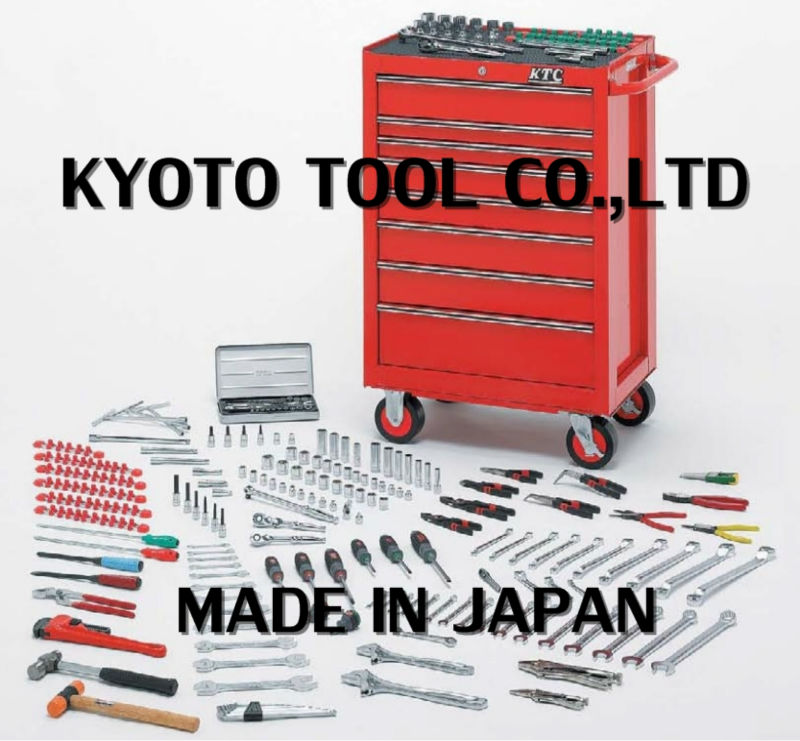 "KTC KYOTO TOOL 1/2""sq.DEEP SOCKET SET"