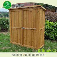 DXGH017 Eco-friendly new design waterproof shed garden storage