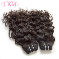 High Quality Top Sale 100% Human Hair Weft Water Wave Brazilian Hair Style Pictures