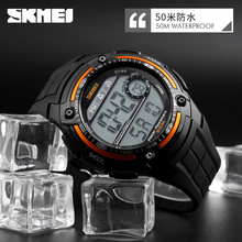 Superior quality outdoor sports promotion digital wrist watch custom personal logo #1203