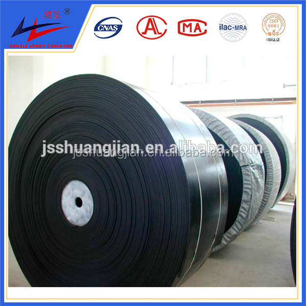 2014 good elasticity heat-resistant best quality rubber ep conveyor belt