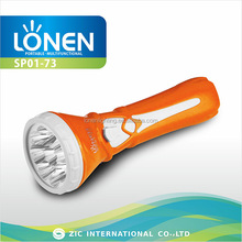 LONEN camping emergency rechargeable led torch light manufacturers