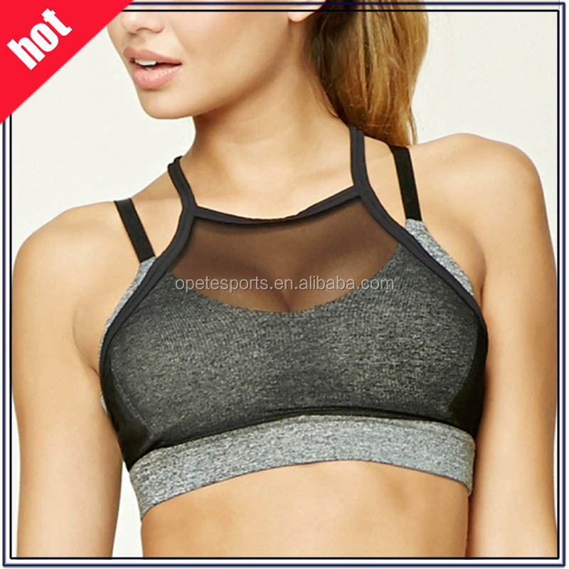 (OEM/ODM Factory )wholesale OEM Service Supply Type and Adults Age Group fashion sports Bra