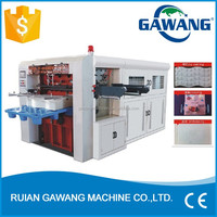 China Automatic Paper Bowl Paper Cup Printing Die Cutting Machine