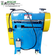 Low Priced 2017 Hot Sell Used Scrap Wire Cable Automatic Stripping Machine Made In China