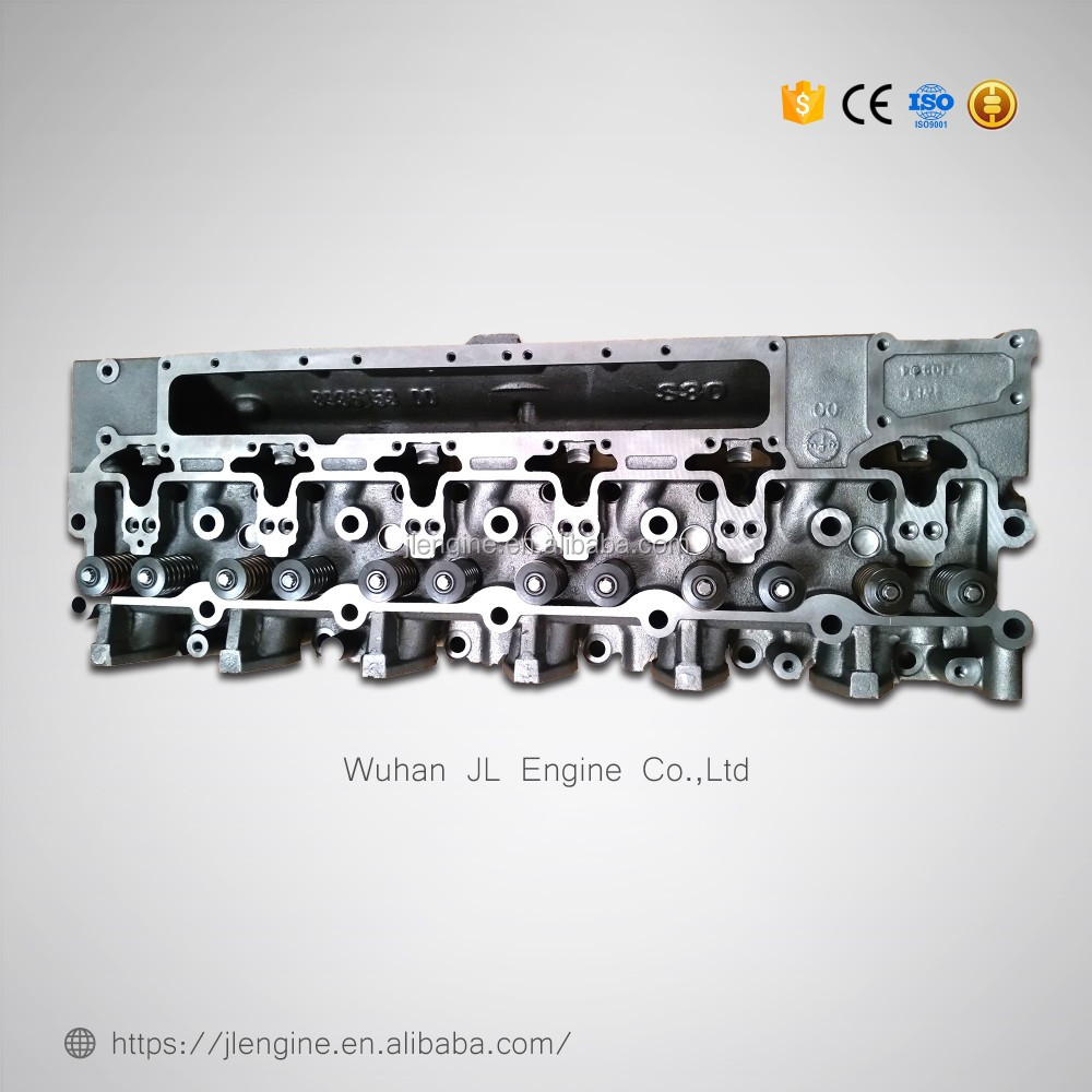 6CT Cylinder Head Assembly 8.3L Diesel Engine 4947363 for Heavy Truck