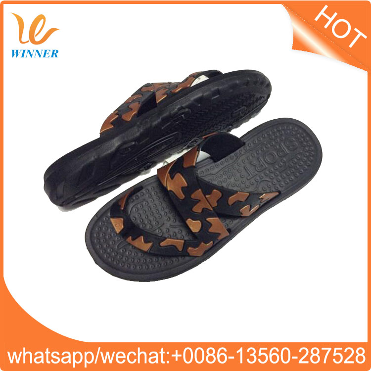 chappals men slipper china suppliers outdoors boy sandal w355