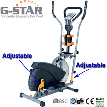 GS-8.2KG-2 Hot Selling Elite orbitrac elliptical spinning bike with Stainless Steel Flywheel