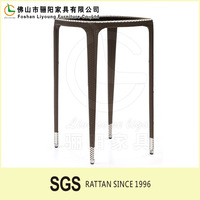 Bar table with glass top price reliable cafe table chair set in China