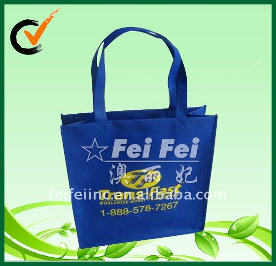 Wholesale Eco Friendly Shopping Carrier Bag