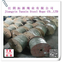 galvanized steel wire rope for Auto cable supplier