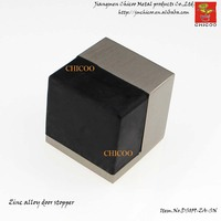 Zinc Alloy Glass Door Stop Decorative Door Stopper Shower Door Stops