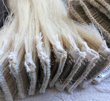 horse forelock extensions for horse racing