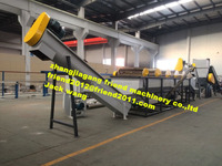 high efficiency waste agricultural film recycling and granulating machine sale