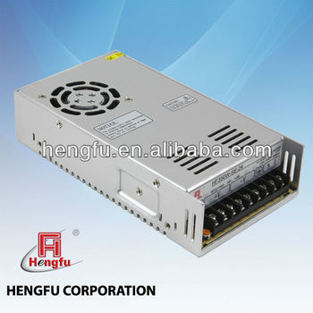 Economic 350W Single Output Power Supply Switching